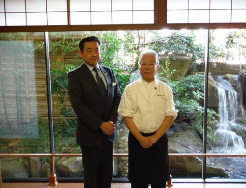 長岡の食材と歴史が詰まったオリジナル料理「ホテルニューオータニ長岡 日本料理胡蝶」